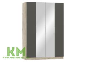 Шкаф 4-дверный Венеция К-1