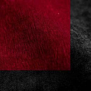 Красно-чёрный микровельвет