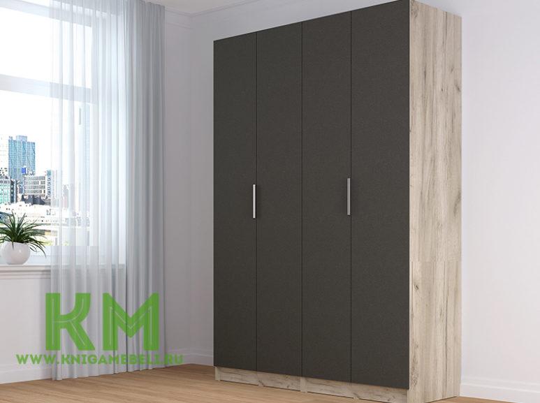 Шкаф 4-дверный Венеция К-2