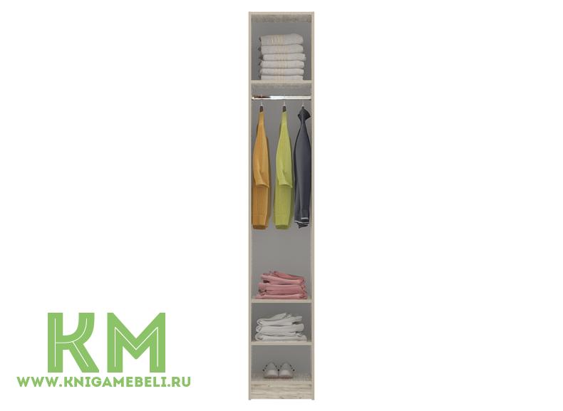 Шкаф 1-дверный Венеция К-5 купить недорого онлайн