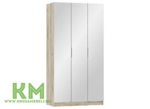 Шкаф 3-дверный Венеция К-6