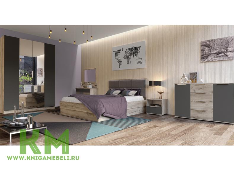 Спальный гарнитур Венеция купить в Москве