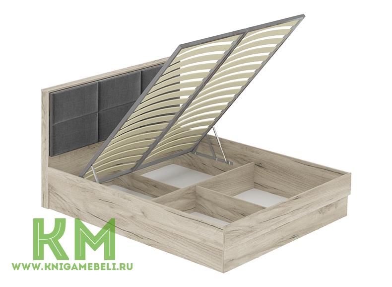 Кровать с подъёмным механизмом Венеция
