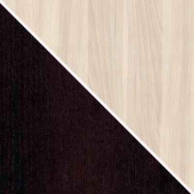 корпус дуб феррара / фасад ясень глянец